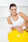 женщина гимнастики Стоковое Фото
