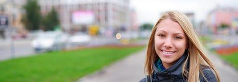 женщина города Стоковое Изображение RF