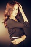 Женщина Грейса Стоковая Фотография RF