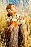 женщина дела напольная Стоковая Фотография RF