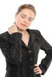 женщина дела ослабляя Стоковые Фотографии RF