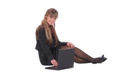 женщина дела сь Стоковое Фото