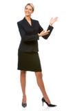 женщина дела ся стоковое изображение rf