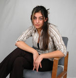 женщина дела 4 стоковая фотография