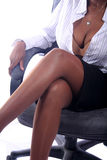 женщина дела Стоковые Фотографии RF