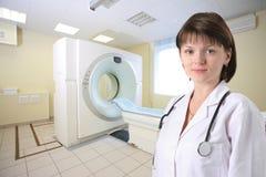 женщина доктора стоковые изображения