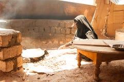 Женщина Египта Стоковые Изображения RF