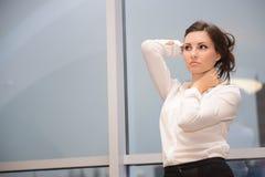 женщина дела 2 Стоковое фото RF