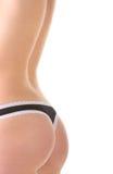 женщина женское бельё сексуальная Стоковое фото RF