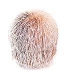 женщина зимы шлема Стоковое Изображение