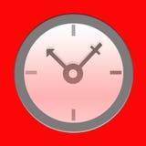 женщина знака человека часов Стоковое Изображение RF