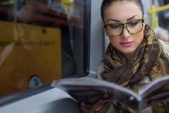 Женщина или пассажир Стоковые Фотографии RF