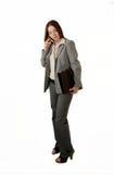 женщина костюма дела Стоковая Фотография RF