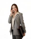 женщина костюма дела Стоковые Изображения RF