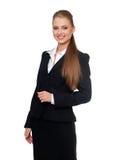 женщина костюма менеджера Стоковое Изображение RF
