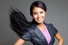 женщина красивейшего китайского malay peranankan Стоковое Фото
