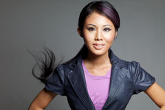 женщина красивейшего китайского malay peranankan Стоковая Фотография