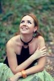 женщина красивейшего портрета сь стоковое изображение rf
