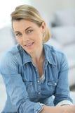 женщина красивейшего портрета сь Стоковые Фото