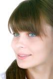 женщина красивейшего счастливого портрета сь Стоковая Фотография