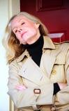 женщина красотки возмужалая Стоковое Изображение RF
