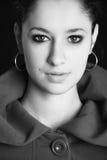 женщина красотки Стоковое фото RF