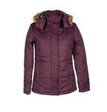 женщина куртки стоковое изображение