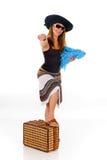женщина лета одежды Стоковое Изображение RF