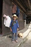 Женщина меньшинства Miao Стоковая Фотография