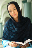 женщина мусульманства Стоковое фото RF