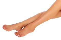 женщина ног Стоковое фото RF
