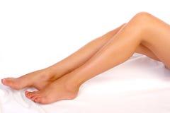 женщина ног Стоковая Фотография RF