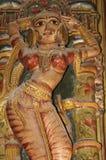 женщина объемного изображения стоковое фото