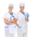 женщина доктора медицинская сь Стоковое Фото