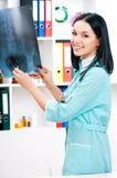 женщина доктора Стоковое Фото