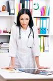 женщина доктора Стоковые Фото