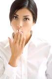 женщина ориентации Стоковое Изображение