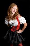 женщина пирата сексуальная Стоковые Фото