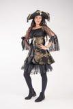 Женщина пирата Стоковые Фотографии RF