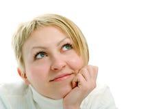 женщина портрета красотки Стоковое Фото