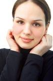 женщина портрета красотки Стоковые Изображения RF