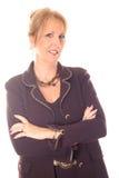 женщина портрета руководителя бизнеса шикарная Стоковые Фотографии RF