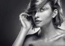 женщина портрета сексуальная стоковые изображения