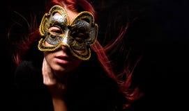 женщина портрета способа Стоковая Фотография RF