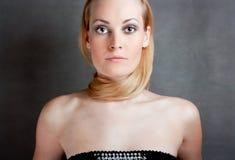 женщина портрета способа Стоковые Изображения RF