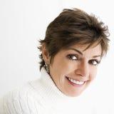 женщина портрета Стоковая Фотография RF