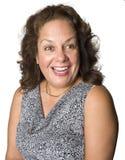 женщина портрета latino сь Стоковое Изображение