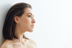 женщина просмотрения s столетия 20 красоток ретроспективная xx стоковая фотография rf