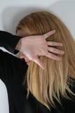 женщина руки Стоковое Изображение