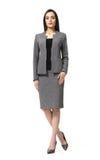 Женщина руководителя бизнеса брюнет индийская Стоковые Изображения RF